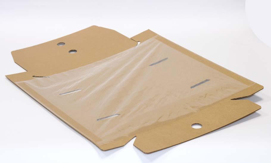 Влозхка с полиетиленова лента обтегач за транспорт